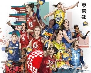 中國女排東京奧運首戰硬撼土耳其