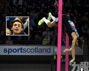 瑞典撐杆跳新星7日內兩破世界紀錄