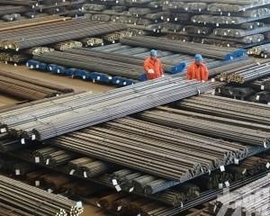 中國鋼鐵庫存創紀錄