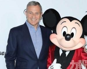迪士尼宣布新任行政總裁