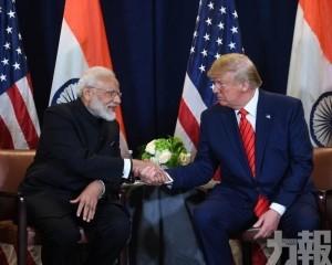 美印宣布達成一系列貿易協議