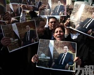 埃及前總統穆巴拉克葬禮開羅舉行