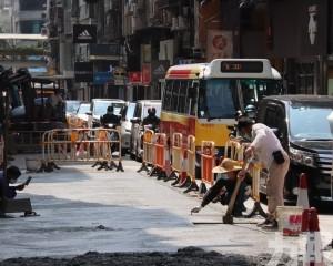 交局籲市民先瞭解交通安排提早出門