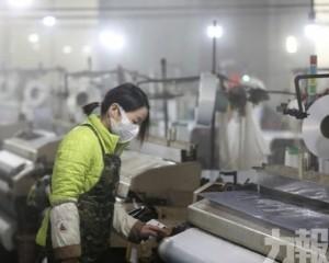 2月財新中國製造業PMI跌至40.3