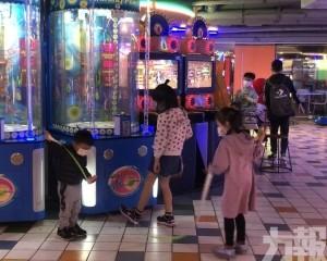 酒吧生意僅剩一成 遊戲機中心人流多