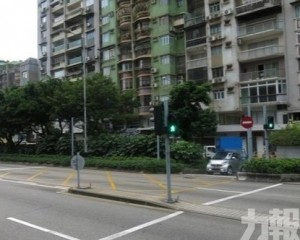 中區兩組交通燈周三短暫停用