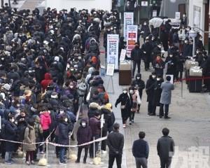 韓國新增374人確診 累計5,186例