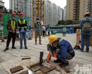 半月內204名建築工人經就業配對獲聘