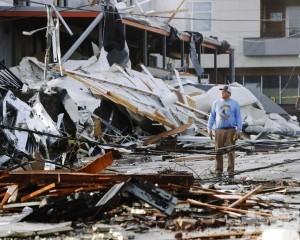 美田納西州遭龍捲風吹襲 至今22死