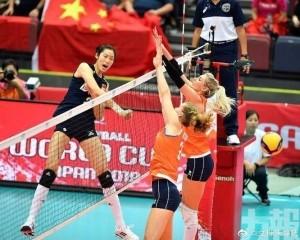 朱婷有望成為首位中國奧運女旗手