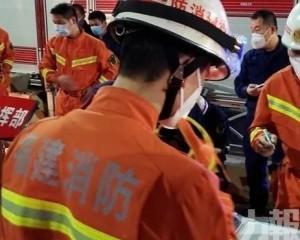 泉州酒店倒塌已救出34人
