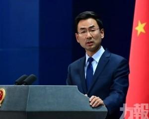 外交部: 中國並未管制口罩及生產原材料出口