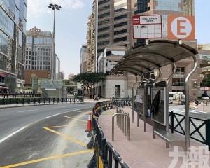 亞馬喇前地車站新月台周四投入使用
