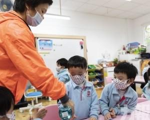 龔志明:有信心不影響幼兒9月入學