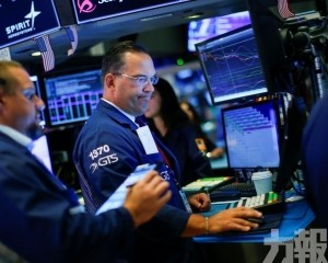 美股走勢反覆 先升後跌尾市倒升5%