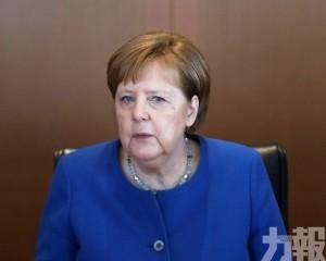 默克爾:德國或達7成人口染新冠肺炎
