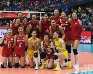 中國女排「零熱身」直闖奧運賽場