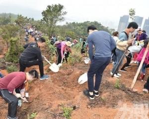 澳門綠化週延至6月舉辦