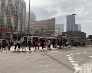 巴士轉乘站A、B車道周四起封閉