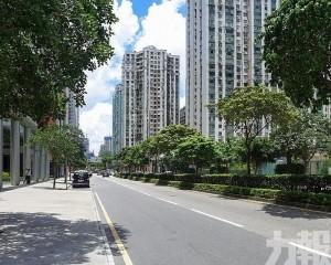 氹仔基馬拉斯大馬路臨時交通安排