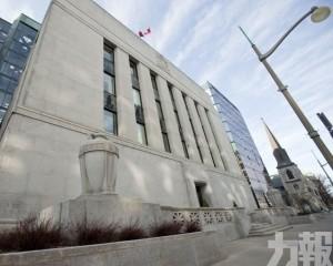加拿大央行減息半厘至十年新低