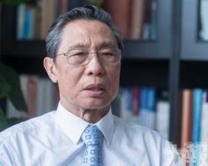 鍾南山:中國沒有大量無症狀感染者