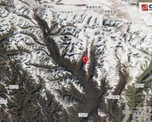 四川甘孜州5.6級地震