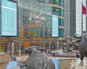 港股收市倒升194點 滙控再跌2.6%