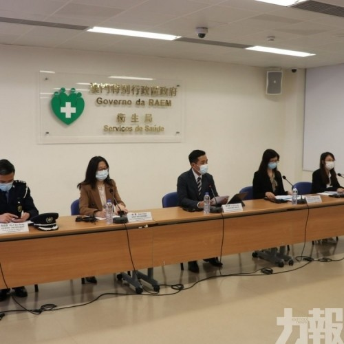 羅奕龍:只係肺炎較廣泛 未算重症個案