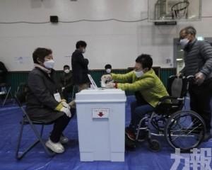 韓國第21屆國會議員選舉今日投票