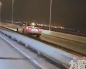 涉大橋醉駕逆駛女司機被追究刑責