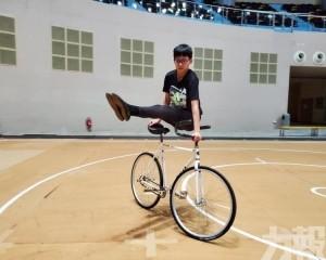 本澳花式單車放眼下半年國際賽