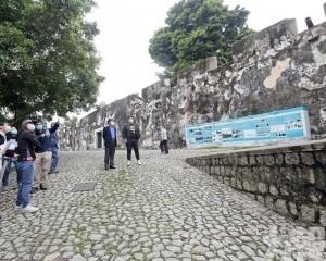 政府加強巡查舊式砌石護土牆