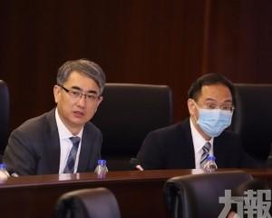 張永春:與粵司法部門合作創多方解紛機制