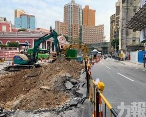 張永春:非緊急情況三年內不得重複開挖