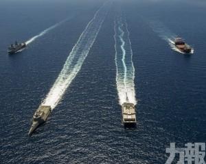 美軍宣布環太平洋軍演延至8月