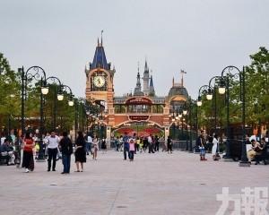 上海迪士尼樂園下周一重開