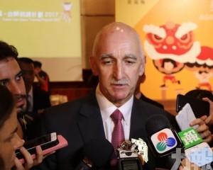 簡博賢辭任美高梅中國首席執行官