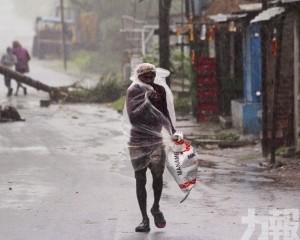 「安攀」吹襲印度及孟加拉
