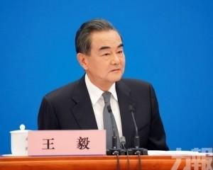 王毅:抹黑中國病毒在美擴散