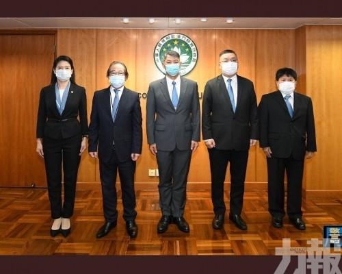 劉運嫦就任警察總局局長助理