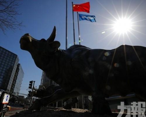 滬深股市高收1至2%