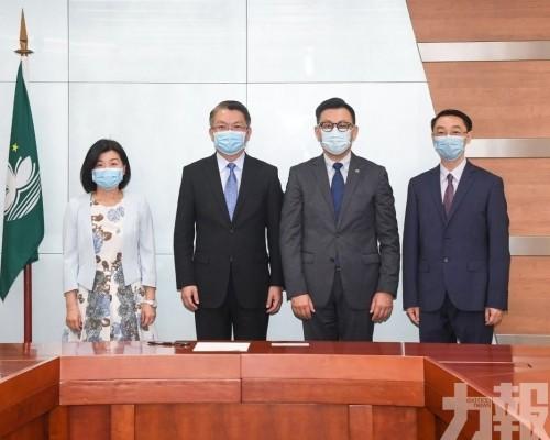 李偉農冀可貫徹政府施政理念