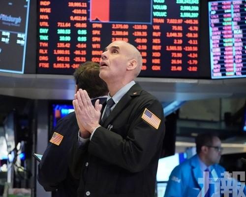 道指收市倒跌147點