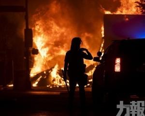 示威變騷亂 明尼蘇達州頒緊急狀態令