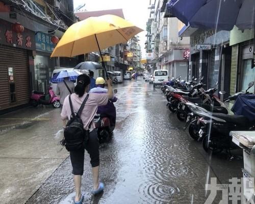 氣象局料今明兩天仍有驟雨雷暴