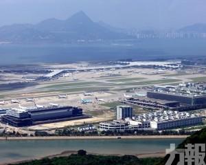 機場下周一逐步恢復轉機服務