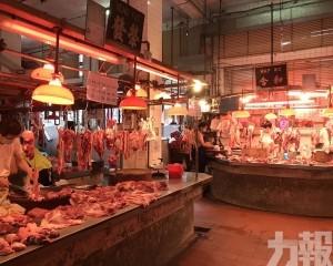 攤販:出售豬肉有限 影響不大