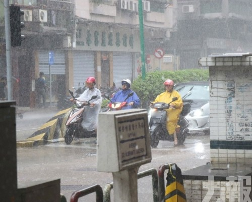 暴雨警告信號三級別9月1日起實施
