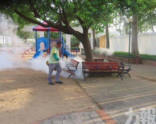 市政署增加轄下設施滅蚊頻次